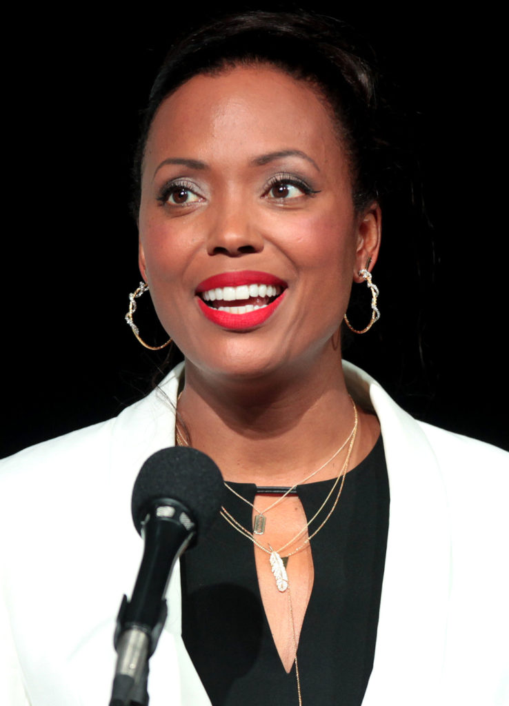 Aisha Tyler Eyes Photos