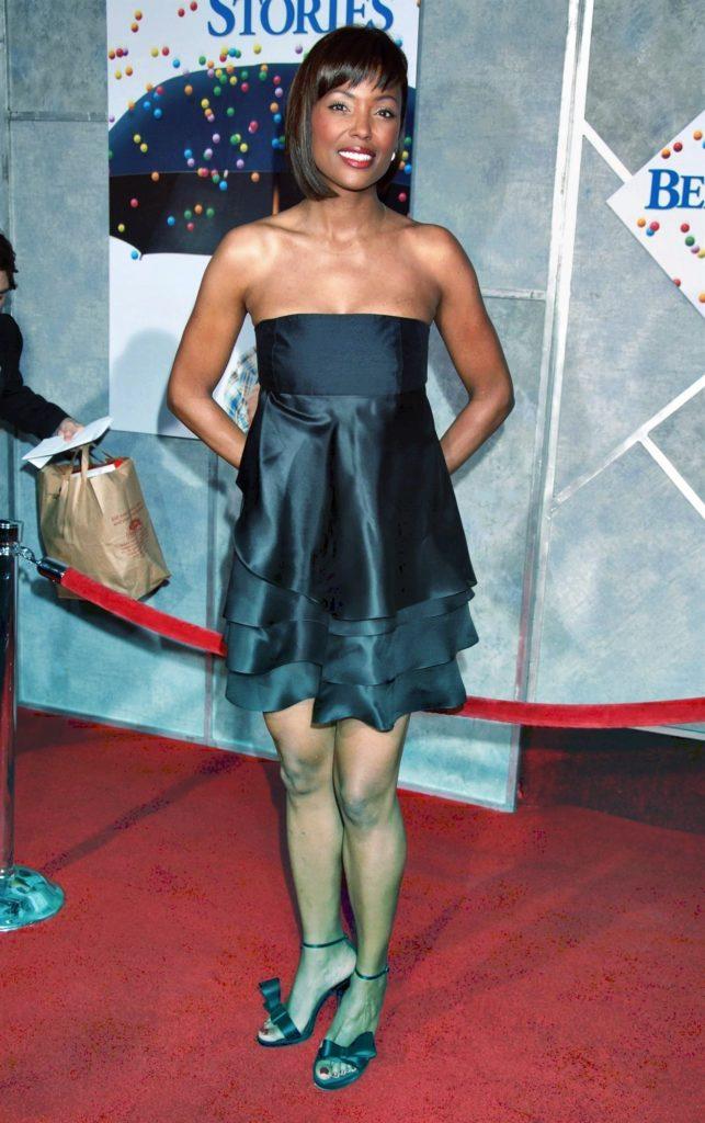Aisha Tyler Feet Pics