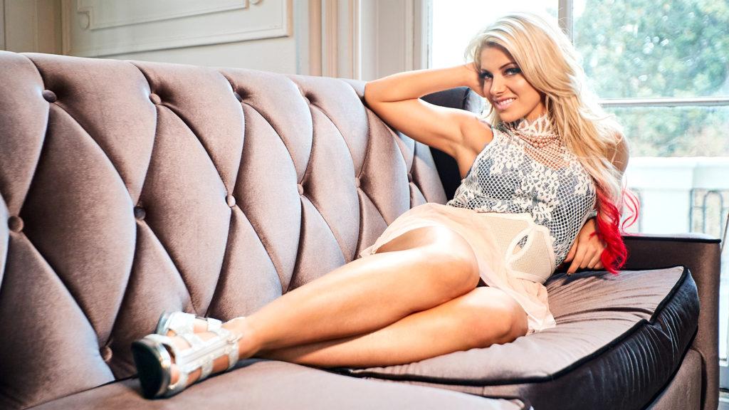 Alexa Bliss Dress Photos