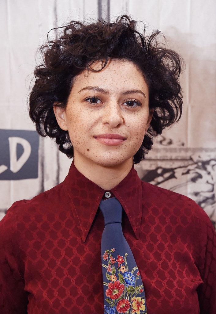 Alia Shawkat No Makeup Pictures