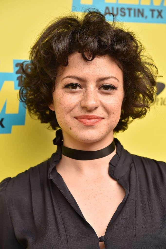 Alia Shawkat Sexy Eyes Pictures