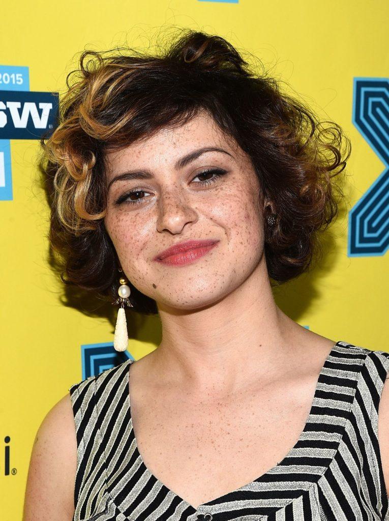 Alia Shawkat Short Haircut Pics