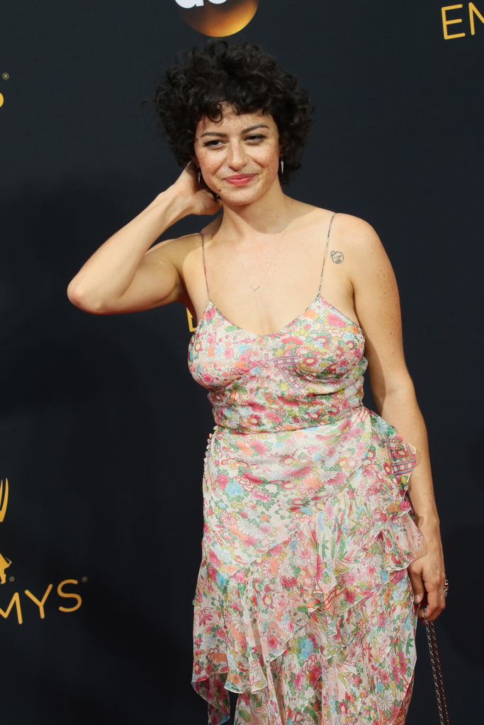 Alia Shawkat Topless Pictures