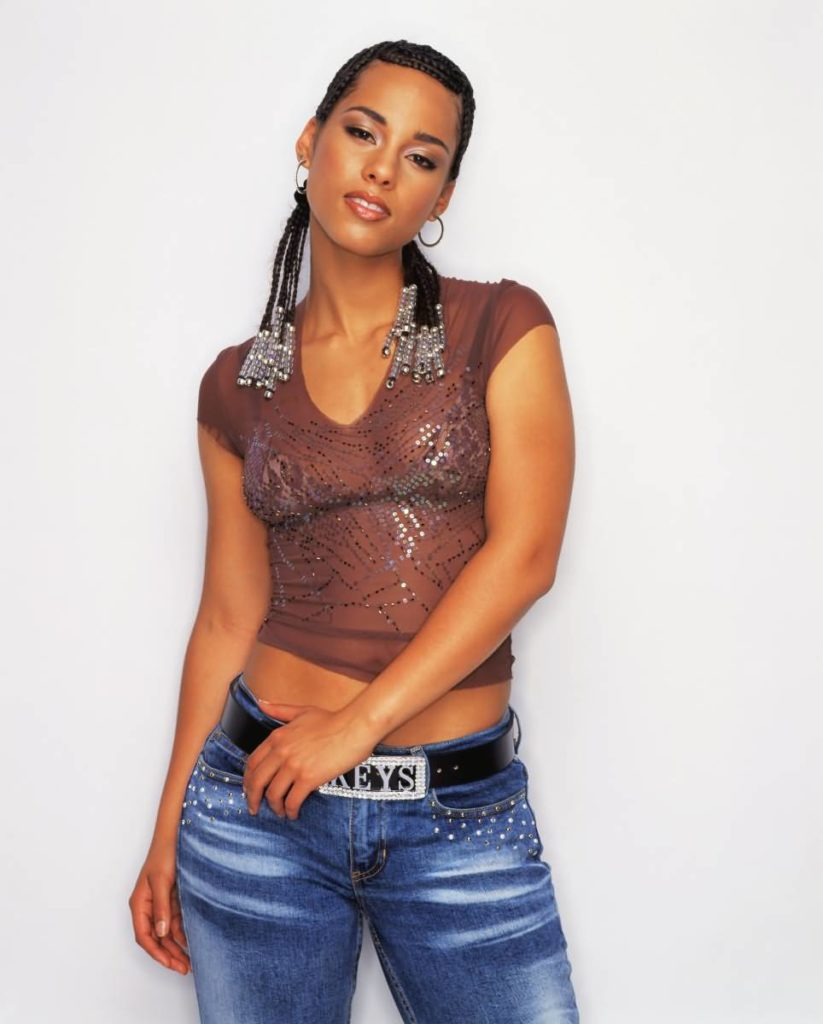 Alicia Keys Jeans Photos
