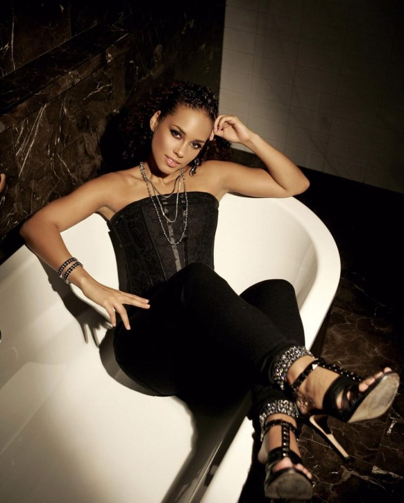 Alicia Keys Photoshoot
