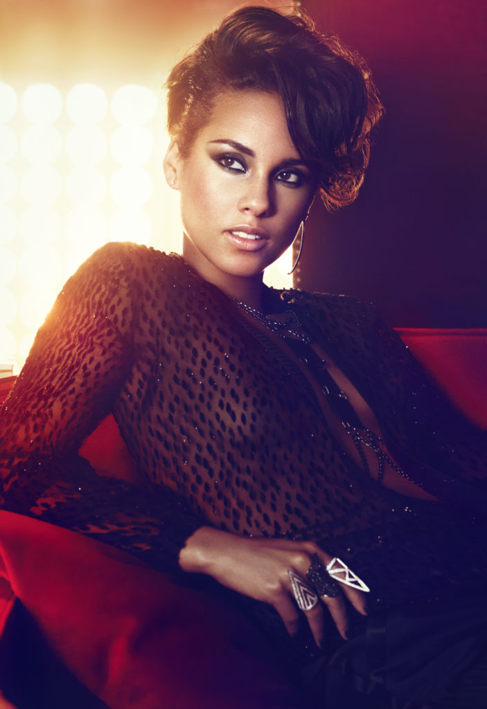 Alicia Keys Stylish Photos