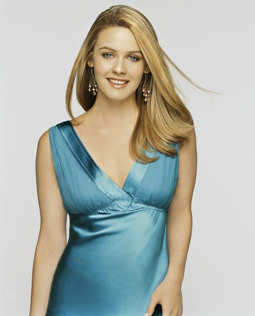 Alicia Silverstone Without Makeup Wallpapers