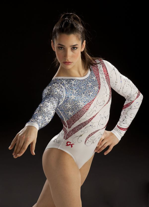 Aly Raisman Bathing Suit Wallpapers