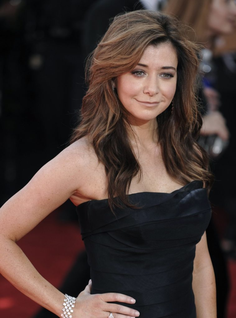 Alyson Hannigan Leaked Pictures