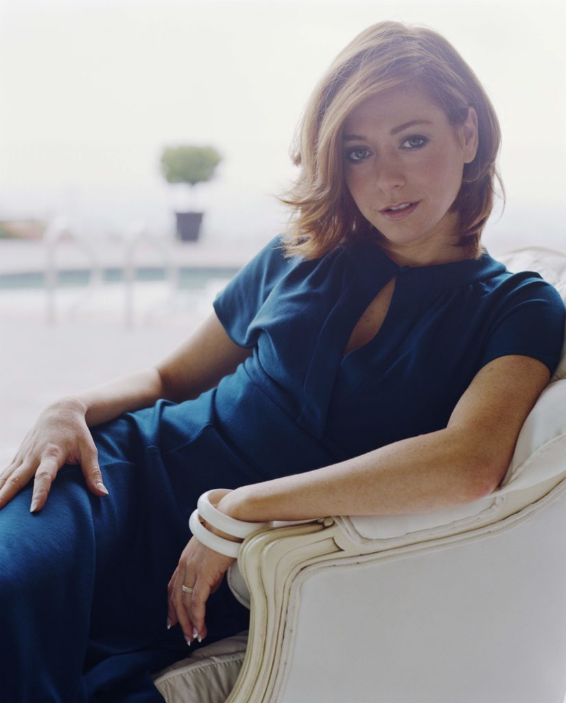 Alyson Hannigan Photoshoots