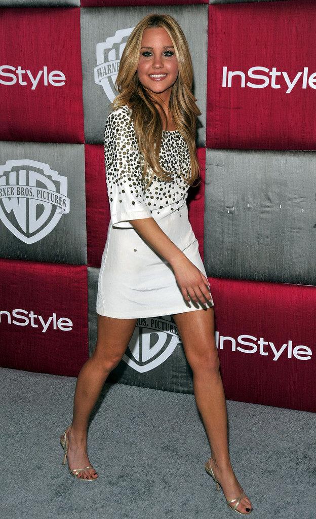Amanda Bynes Legs Images