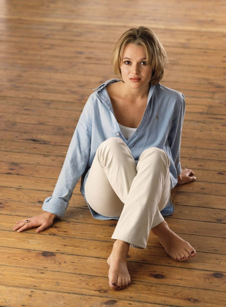 Amanda Holden Jeans Pictures