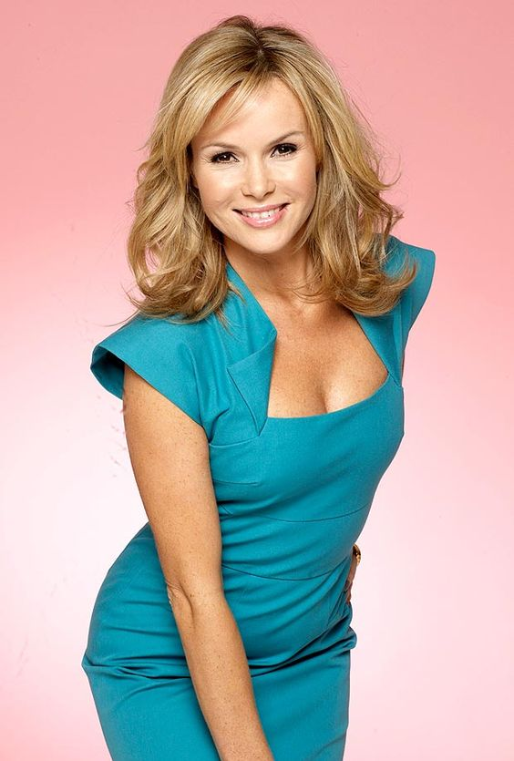Amanda Holden Leaked Pictures