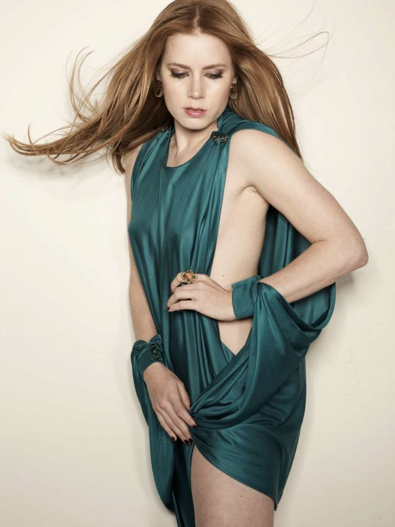 Amy Adams Topless Wallpapers