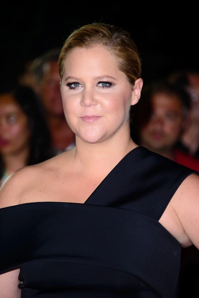 Amy Schumer Hair Style Pics