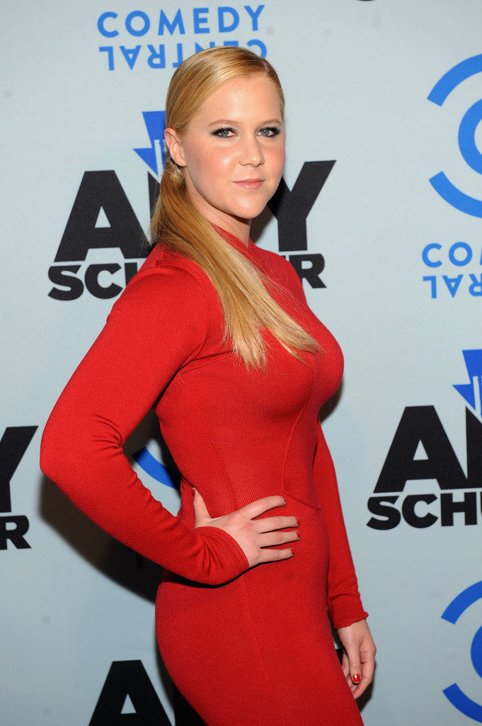 Amy Schumer Oops Moment Photos