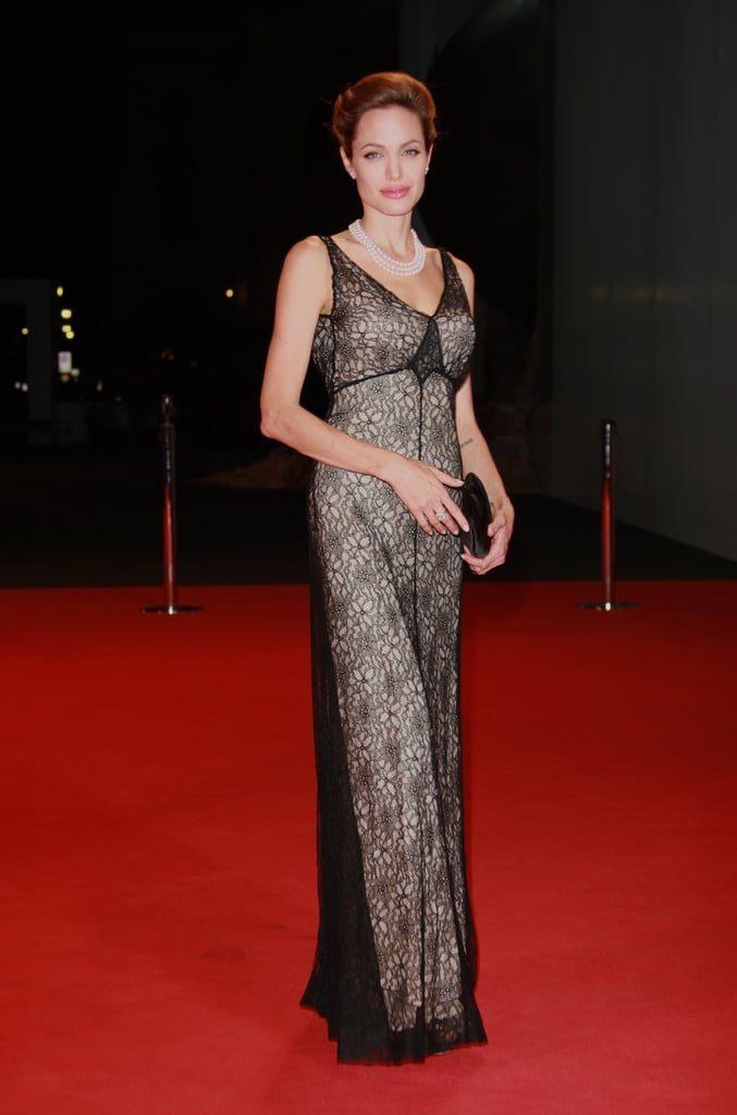Angelina Jolie Body Photos