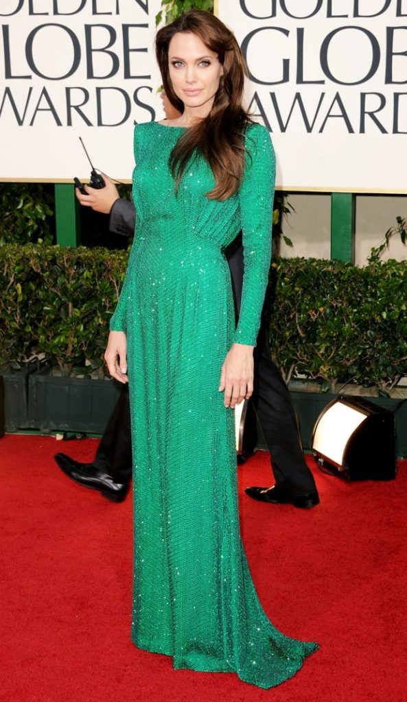 Angelina Jolie Body Pics