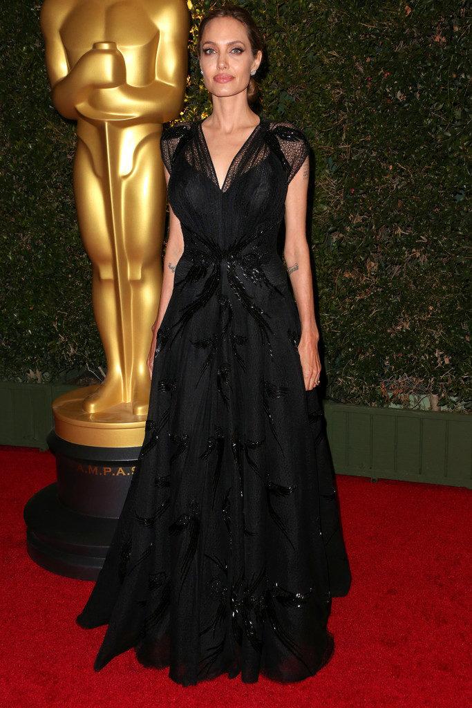 Angelina Jolie Bold Photoshoots