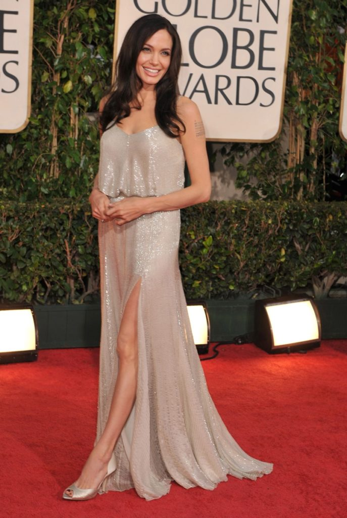 Angelina Jolie Feet Pictures