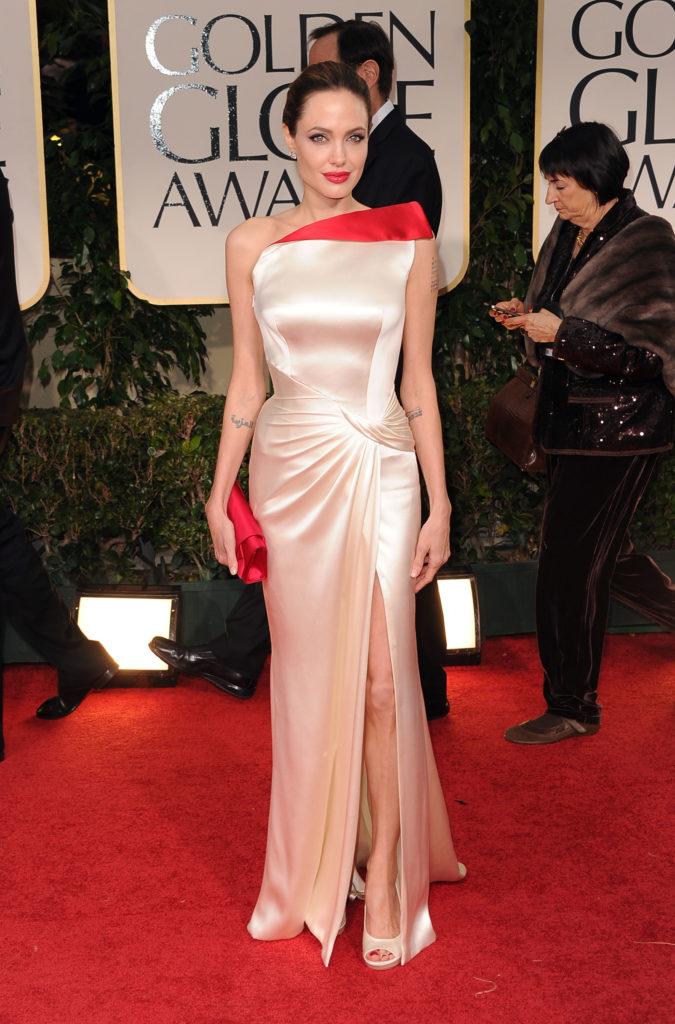 Angelina Jolie Lingerie Images