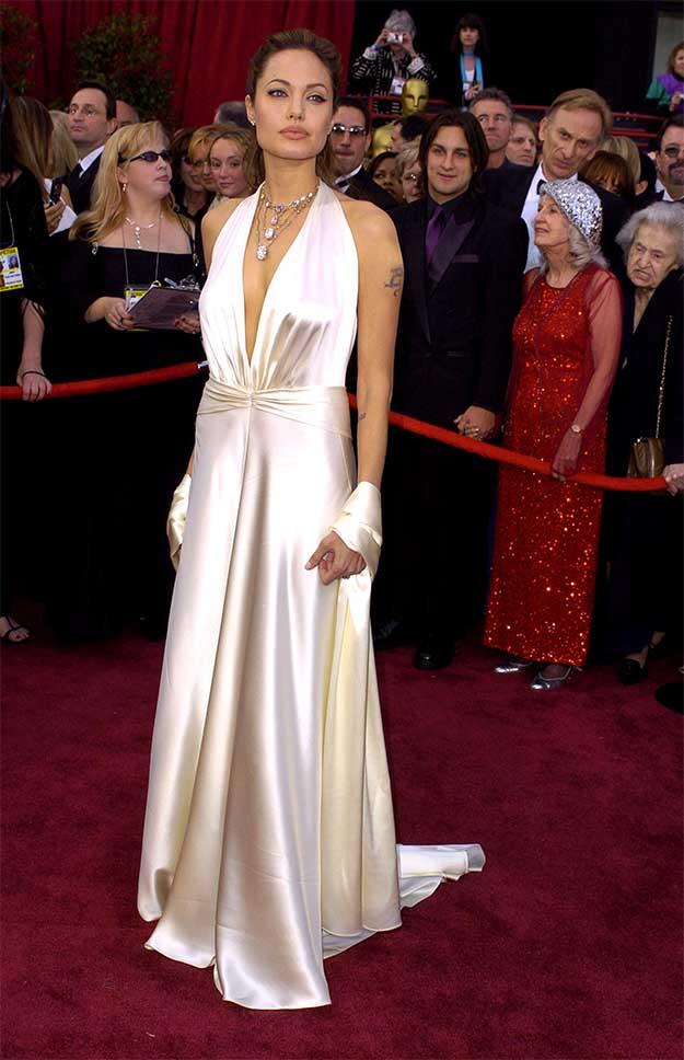Angelina Jolie Makeup Pictures