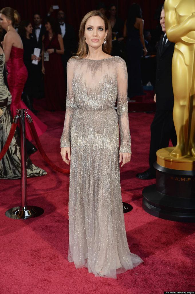 Angelina Jolie Red Carpet Pics