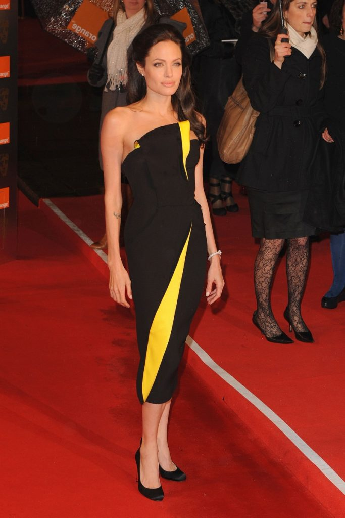 Angelina Jolie Shorts Photos