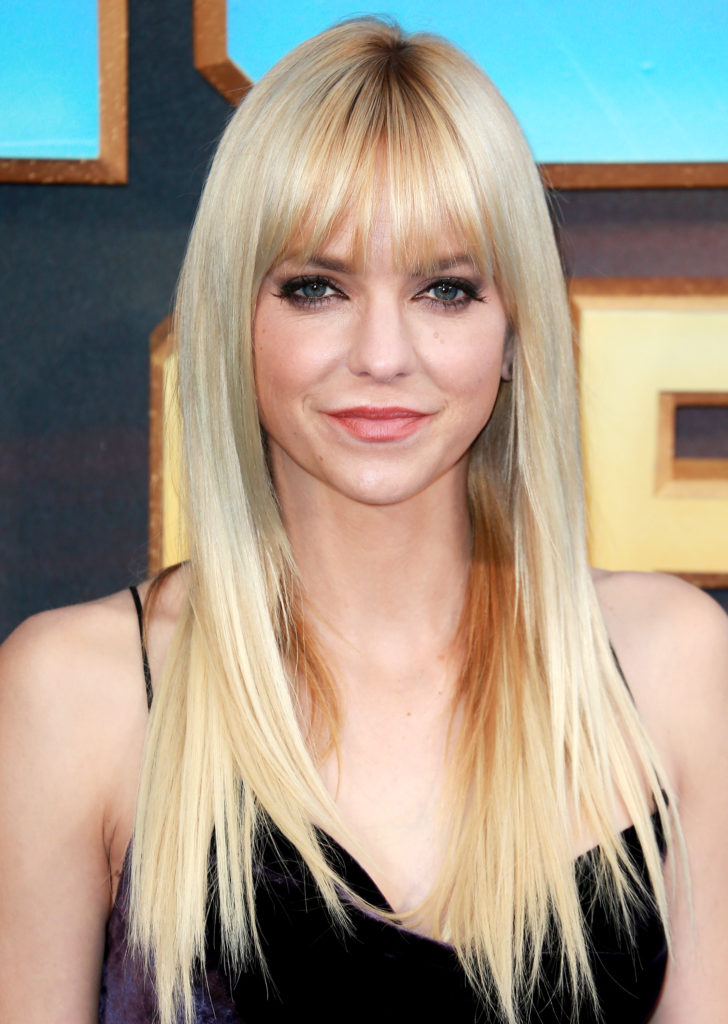 Anna Faris Hair Style Wallpapers
