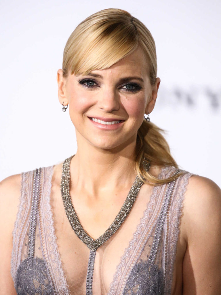 Anna Faris Makeup Wallpapers