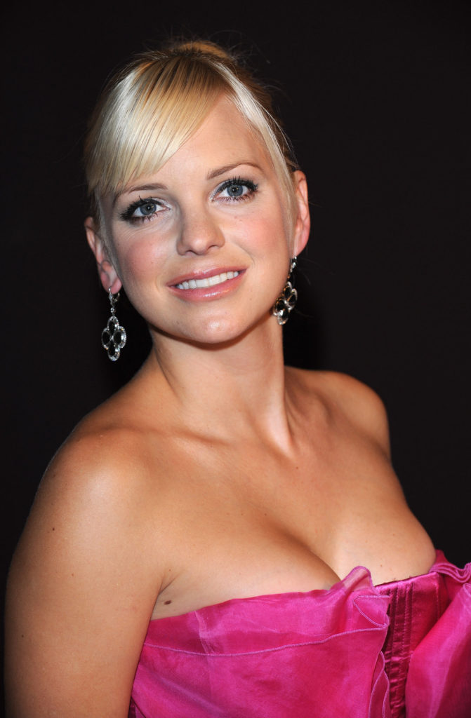 Anna Faris Without Makeup Pics