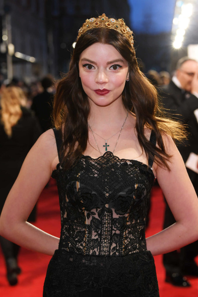 Anya Taylor Joy Makeup Pictures