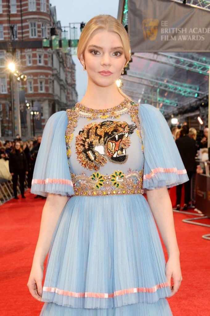 Anya Taylor Joy Red Carpet Images