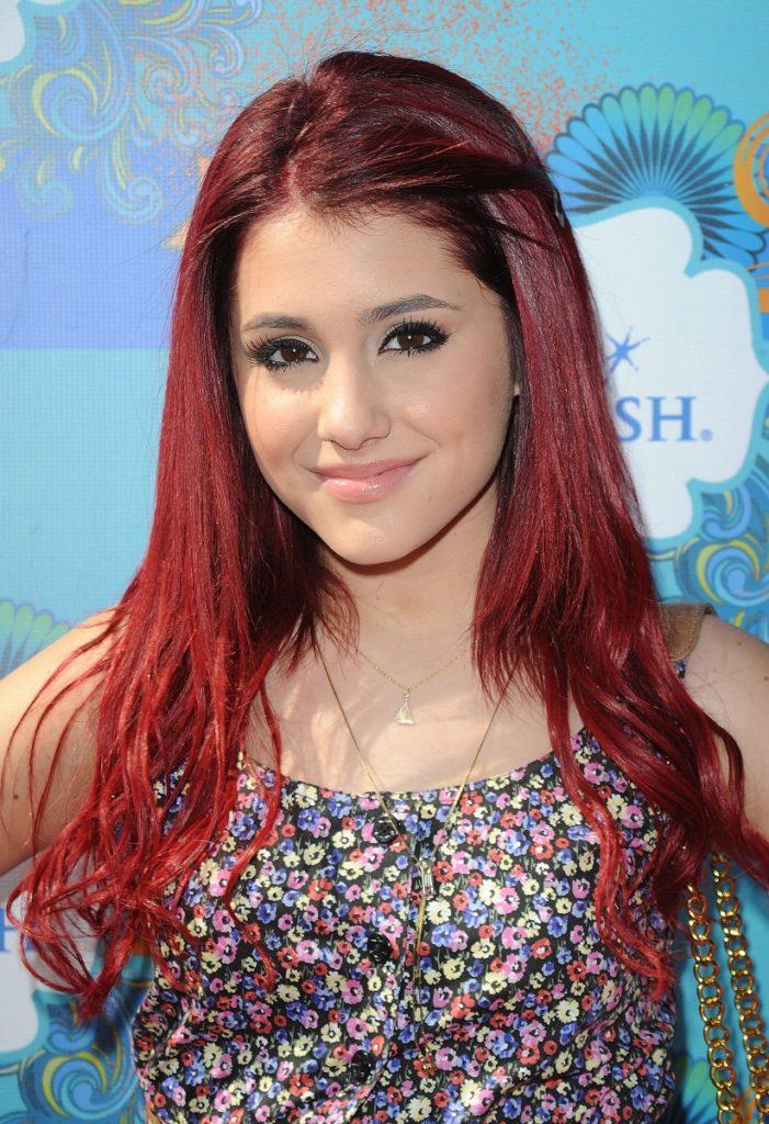 Ariana Grande Smile Pictures