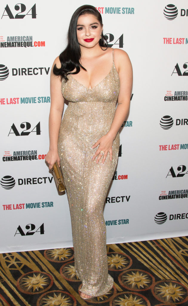 Ariel Winter Hair Images