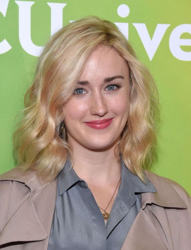 Ashley Johnson Hair Style Images