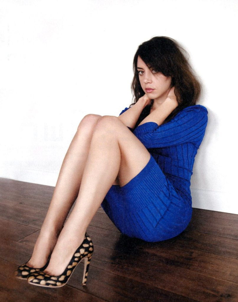 Aubrey Plaza Feet Images