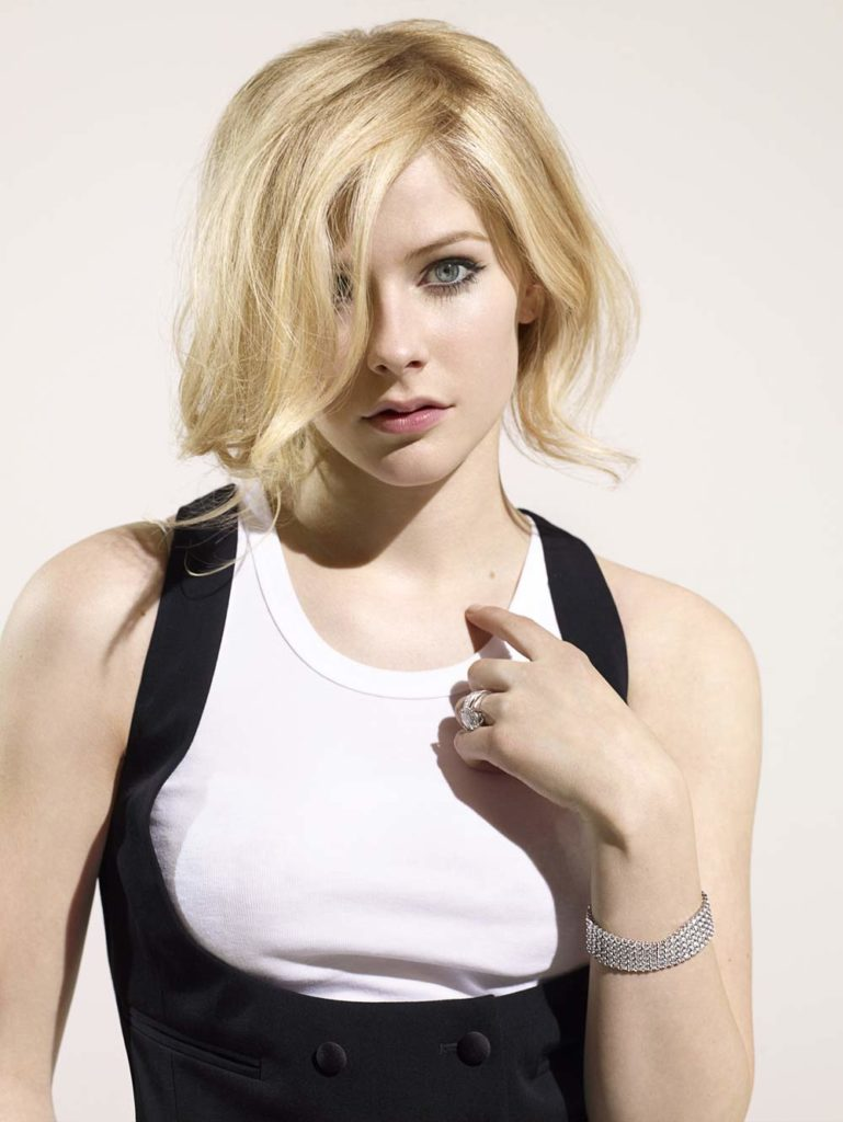 Avril Lavigne Pics