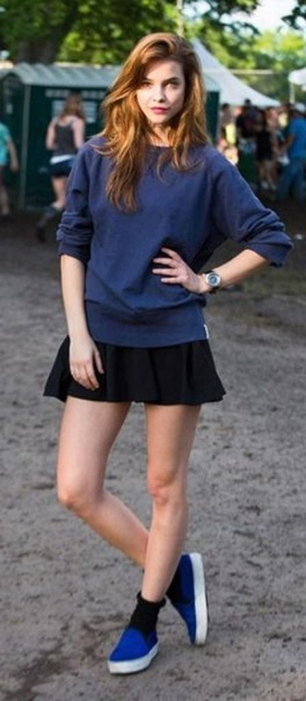 Barbara Palvin Legs Pictures