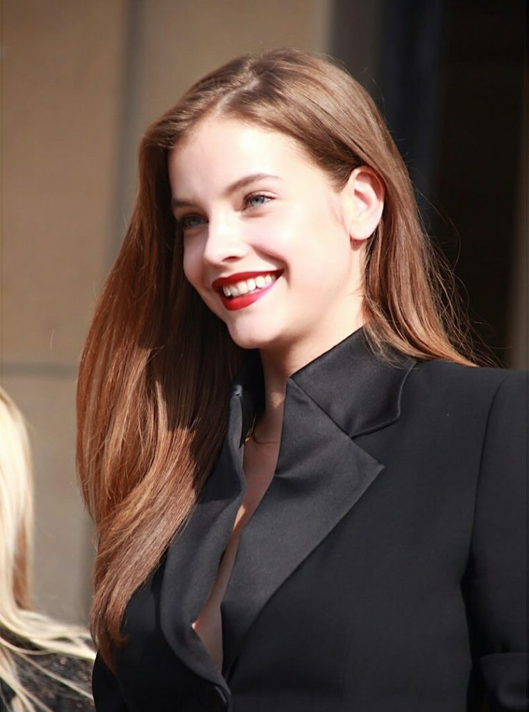 Barbara Palvin Smile Face Pictures