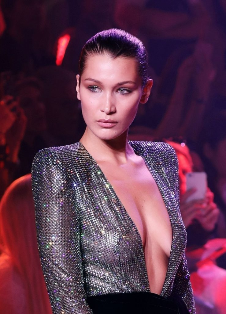 Bella Hadid Boobs Images