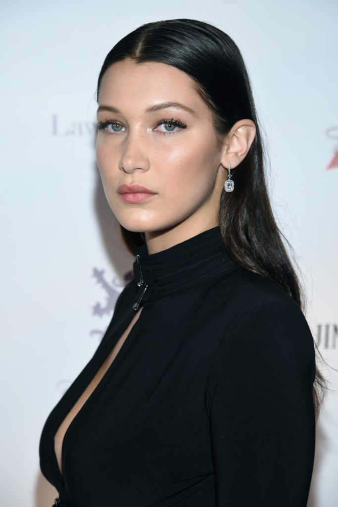 Bella Hadid Hair Style Photos