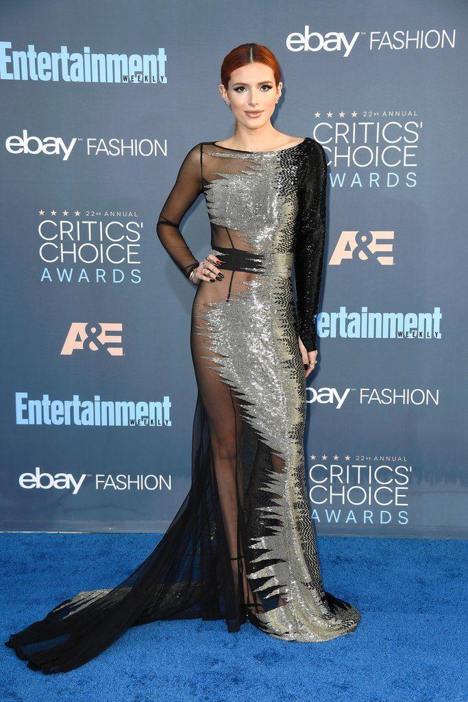 Bella Thorne Awards Photos