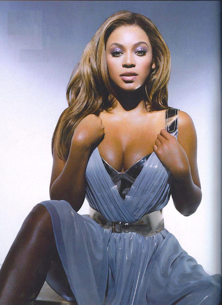 Beyonce Braless Images