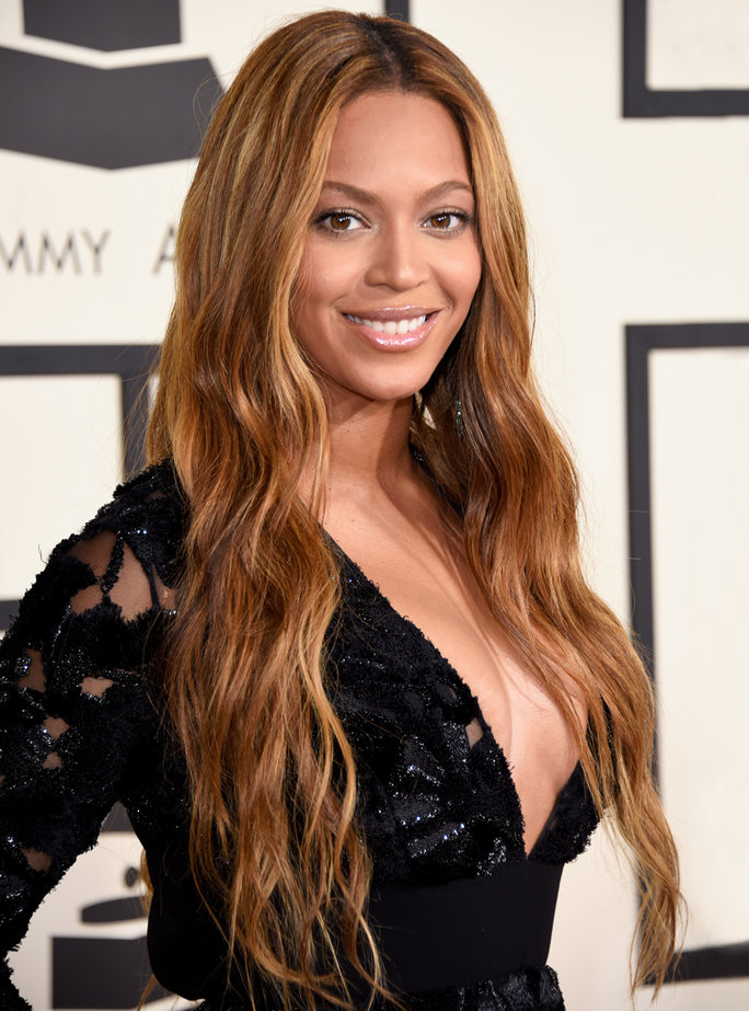 Beyonce Braless Pictures