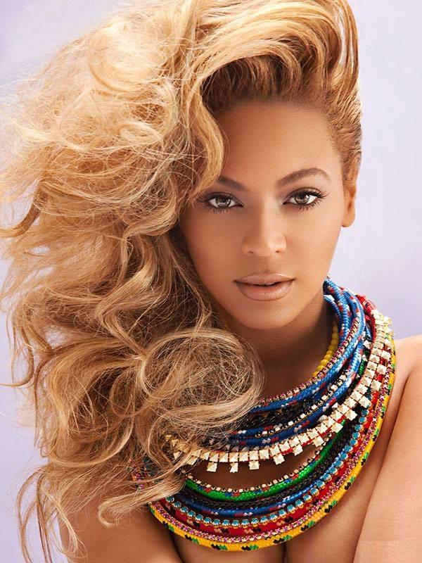 Beyonce Hair Style Photos