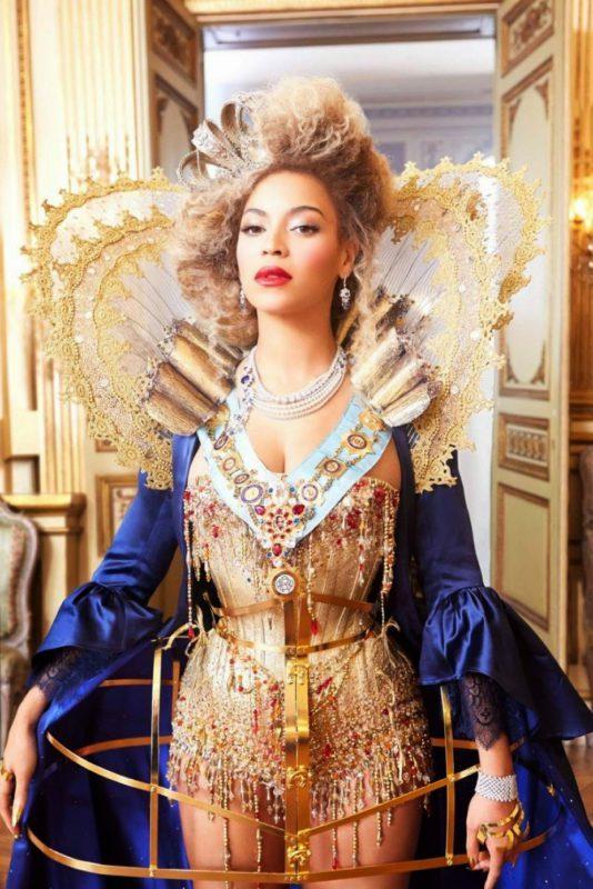 Beyonce Movie Look Pics