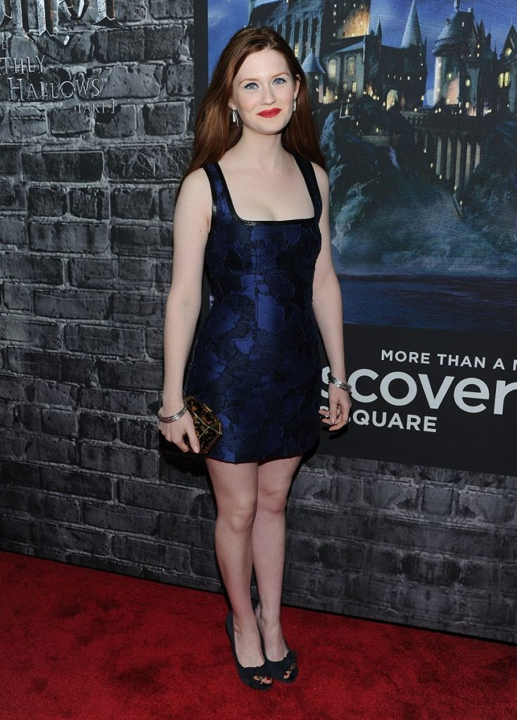 Bonnie Wright Feet Images Gallery