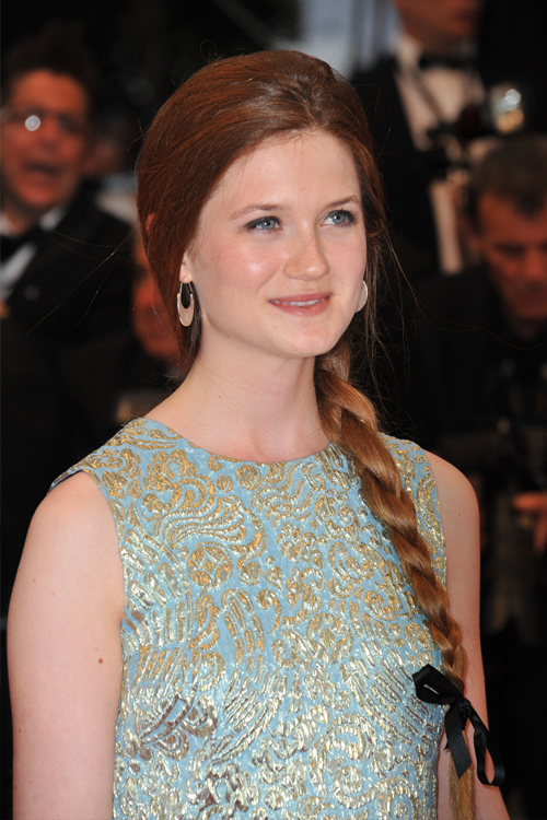 Bonnie Wright Makeup Wallpapers