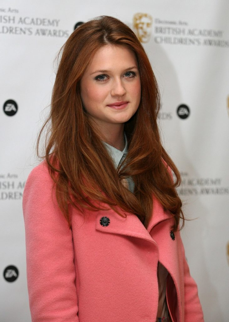 Bonnie Wright Smile Wallpapers